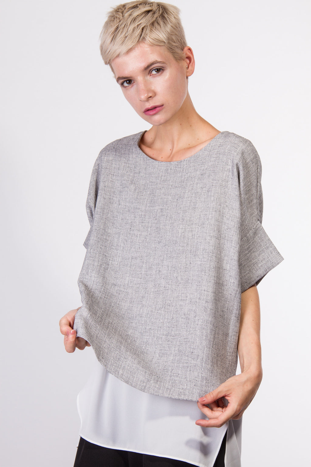 Alexa Layer Tunic