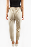 POCKET JOGGER PANTS BEIGE