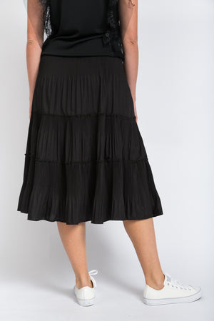 Adriana Skirt Black