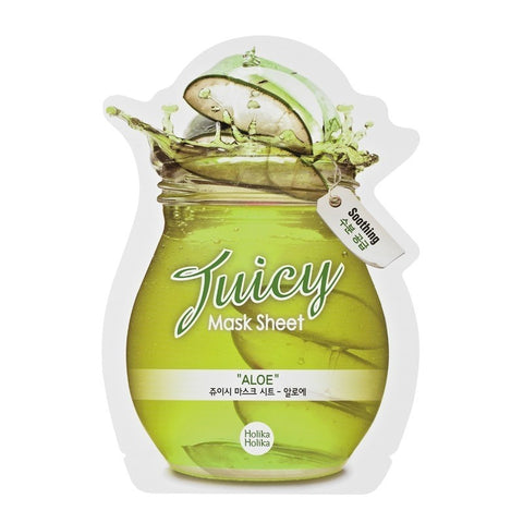 Aloe Juicy Mask Sheet - Holika Holika