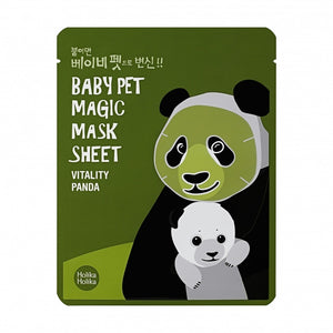 Baby Pet Magic Mask Sheet (Panda) - Holika Holika