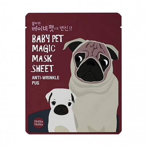 Baby Pet Magic Mask Sheet  (Pug) - Holika Holika