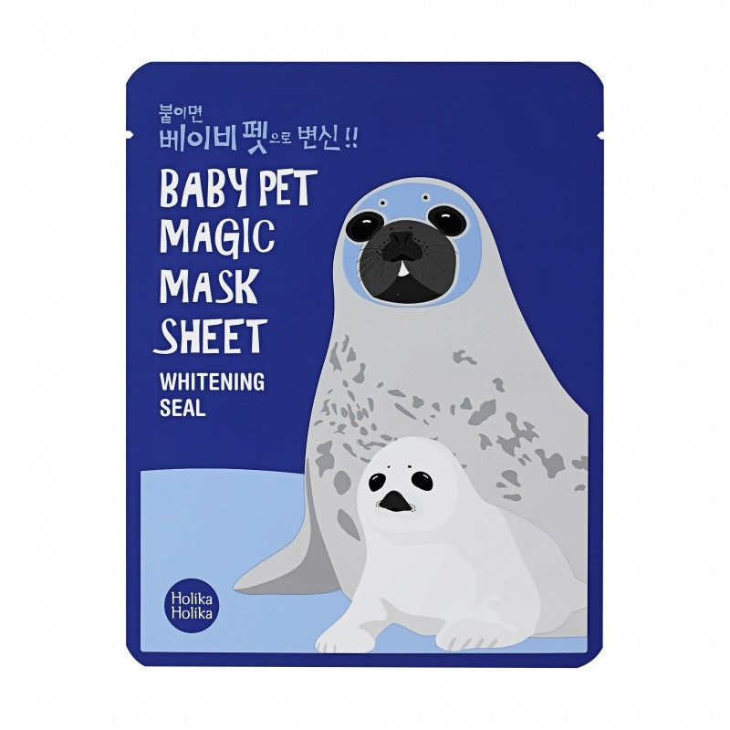 Baby Pet Magic Mask Sheet (Seal) - Holika Holika