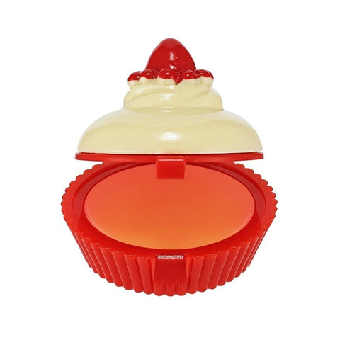 Dessert Time Lip Balm (Orange Cupcake) - Holika Holika