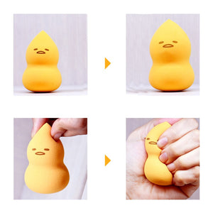 Gudetama Make-Up Puff