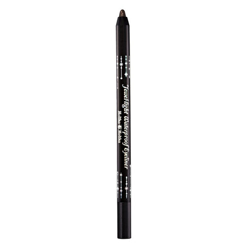Jewel-Light Waterproof Eyeliner 01 Black Gem - Holika Holika