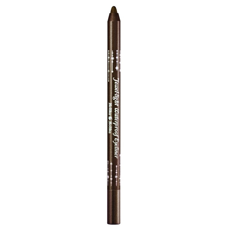 Jewel-Light Waterproof Eyeliner 05 Brown Amber - Holika Holika