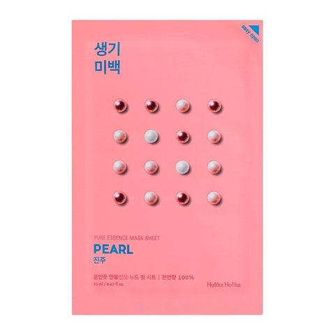 Pure Essence Mask Sheet - Pearl