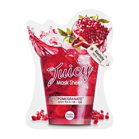 Pomegranate Juicy Mask Sheet - Holika Holika