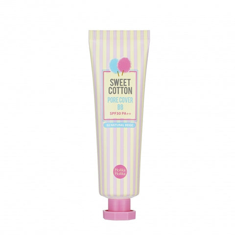 Sweet Cotton Pore Cover BB 02 (Natural Beige) - Holika Holika