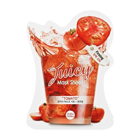 Tomato Juicy Mask Sheet - Holika Holika