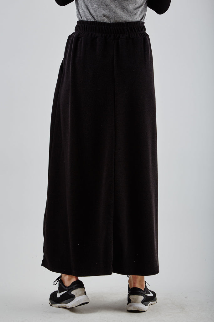 Perrie Long Skirt Black