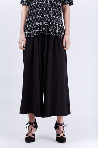 Susana Wide Pants Black