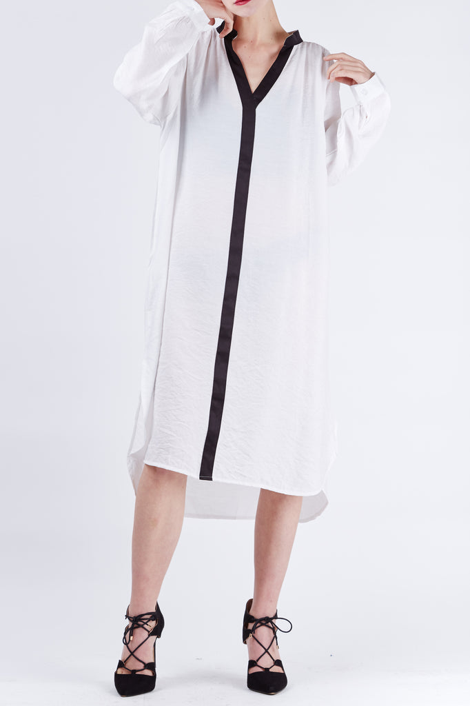 Sara Monochrome Dress