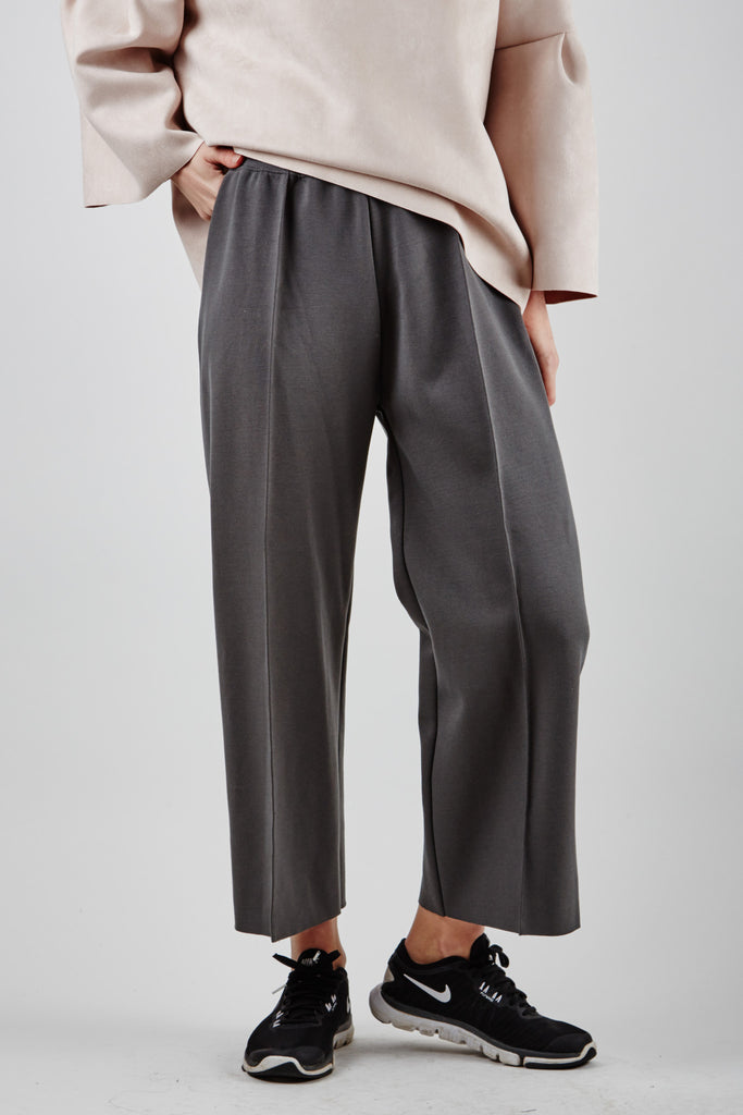 Mia Structured Trousers Khaki