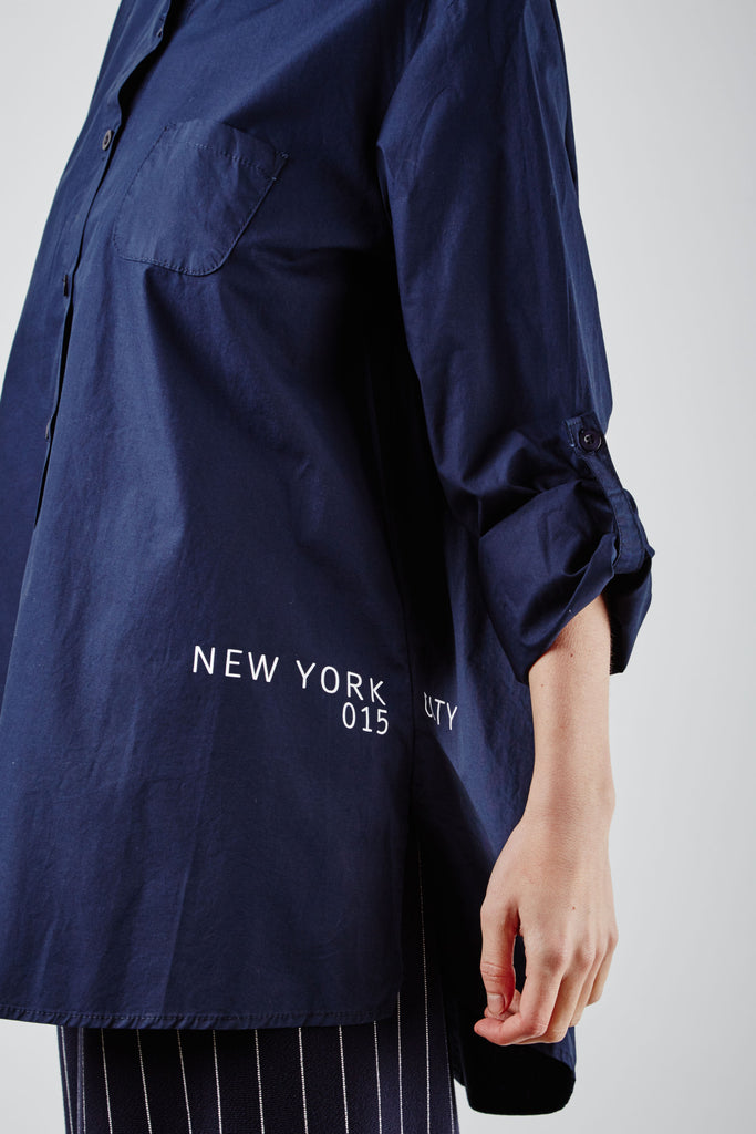 New York Shirt Navy