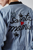 Santa Monica Jacket Blue