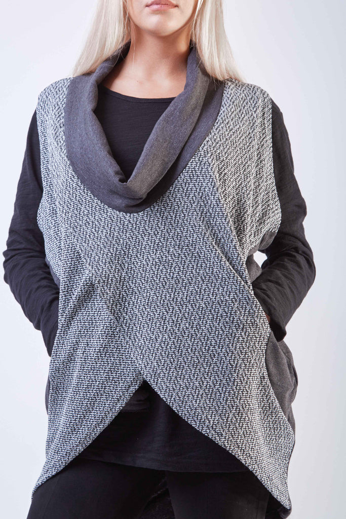 Ella Tunic Grey