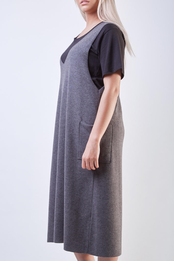 Paulina Dress Grey