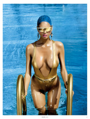 GOLD DIGGER Limited Edition Poster