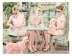 LADIES WHO LUNCH Limited Edition Poster OF 25