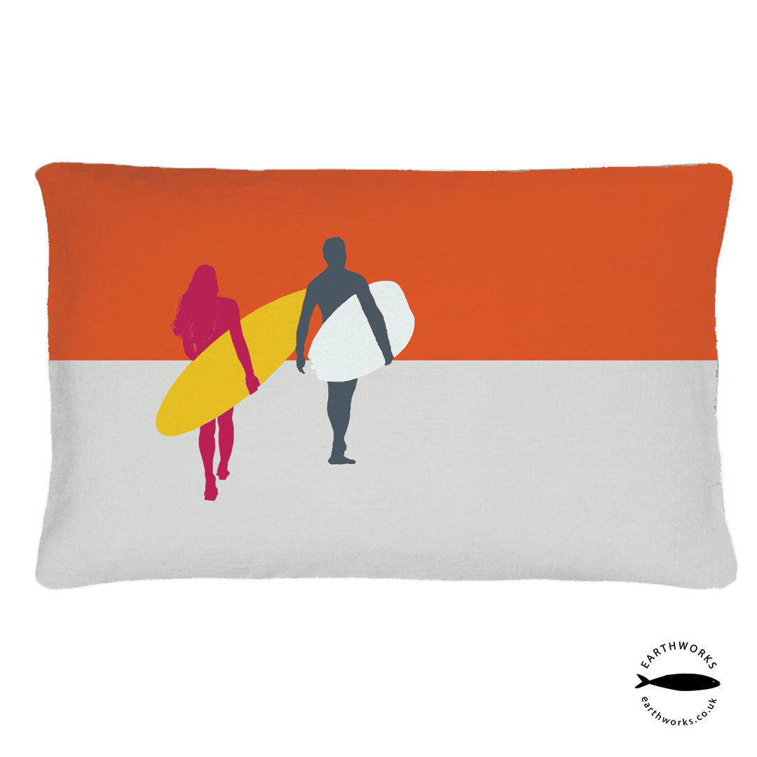 cushion - SURF 4 - CR013 - E A R T H W O R K S