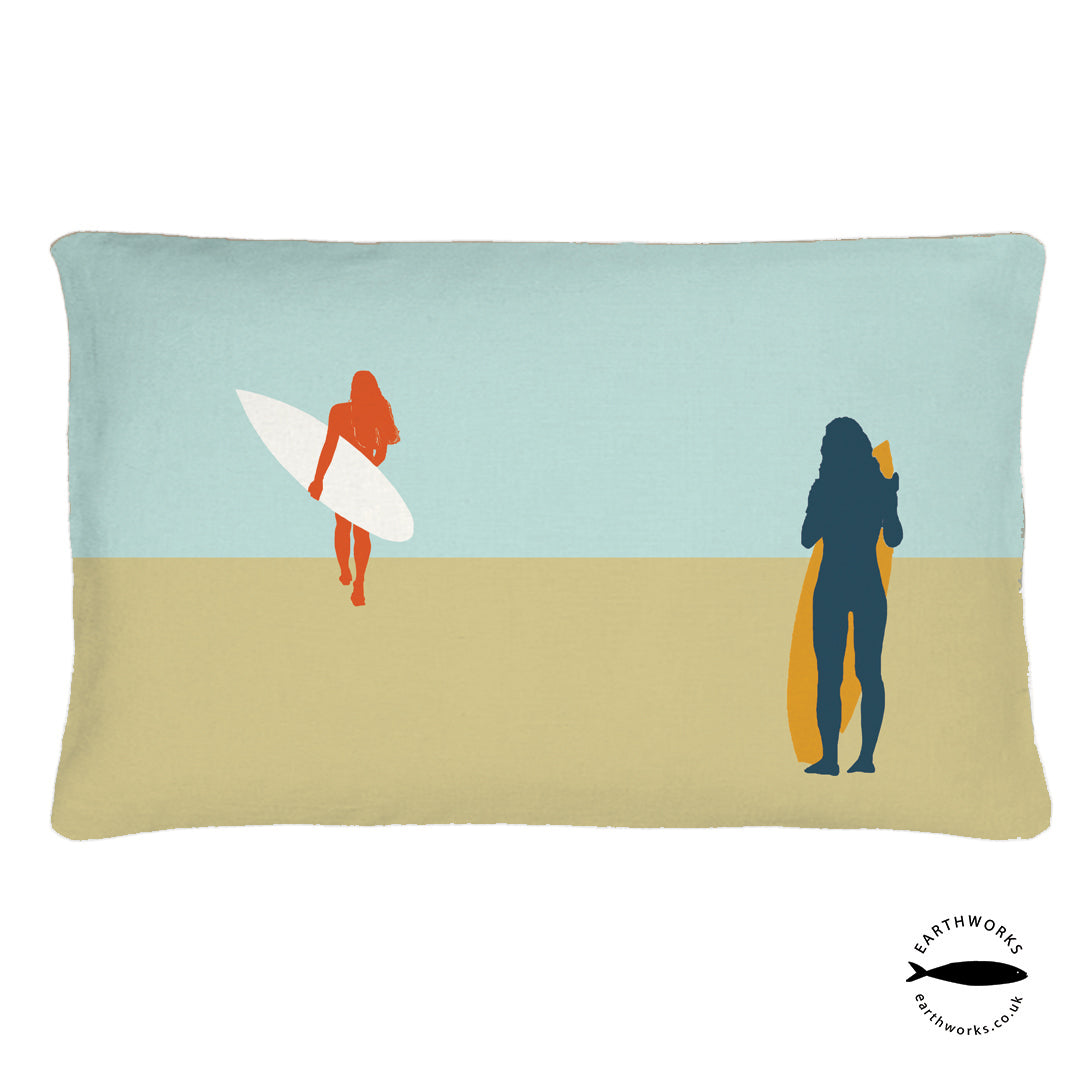 cushion - SURF 5 - CR014 - E A R T H W O R K S