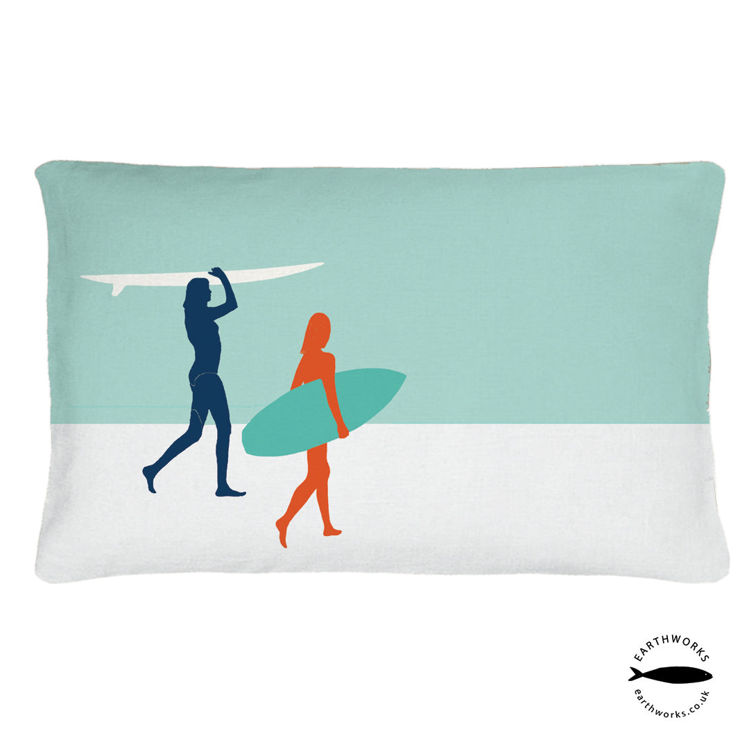 cushion - SURF 6 - CR015 - E A R T H W O R K S