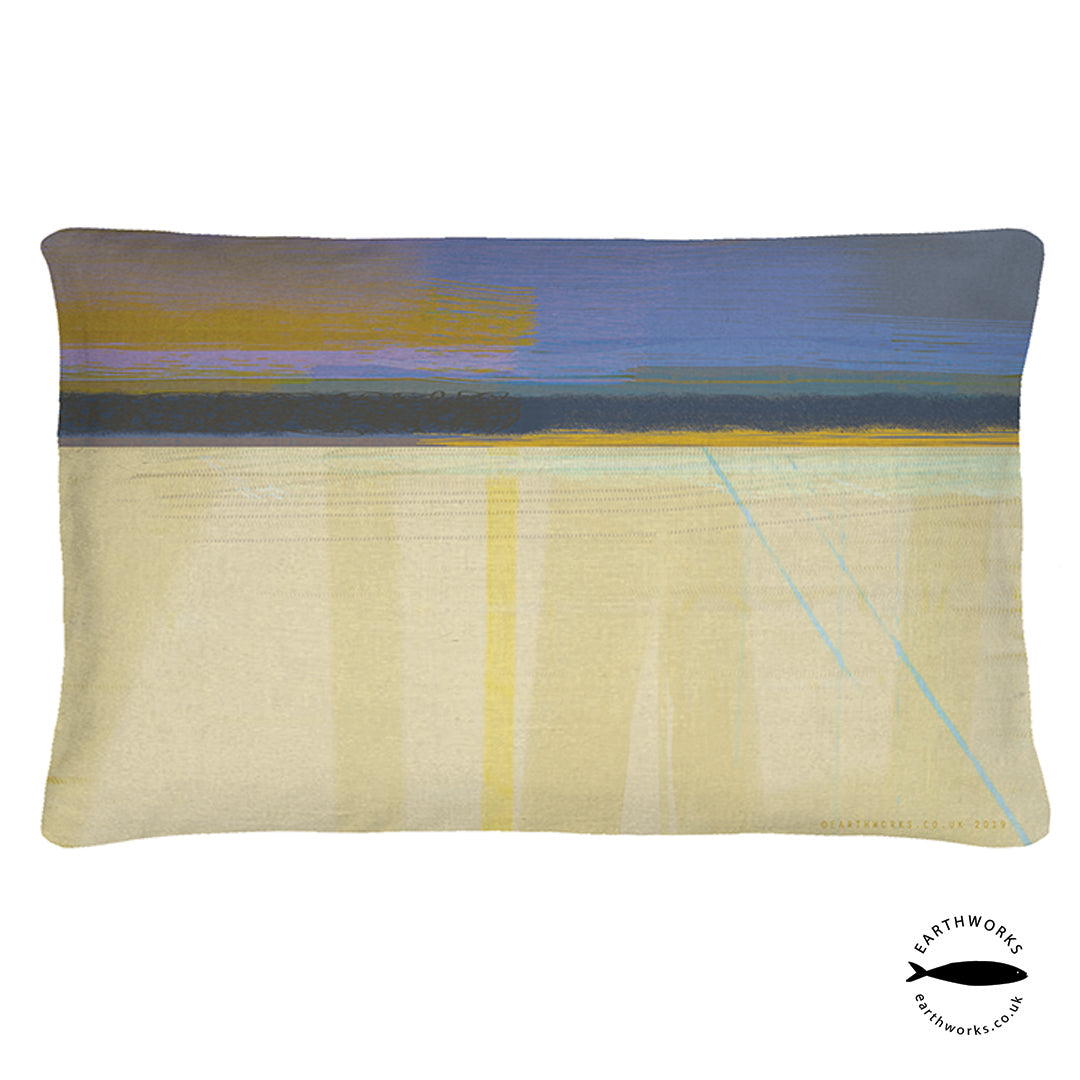 cushion - PAINTBOX DUSK - CR006 - E A R T H W O R K S