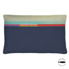 cushion - PAINTBOX DARK BLUE- CR005 - E A R T H W O R K S