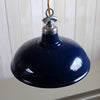 light - ENAMEL SHADE - dark blue - E A R T H W O R K S