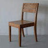 ETHNICRAFT CHAIR - solid teak - CH001