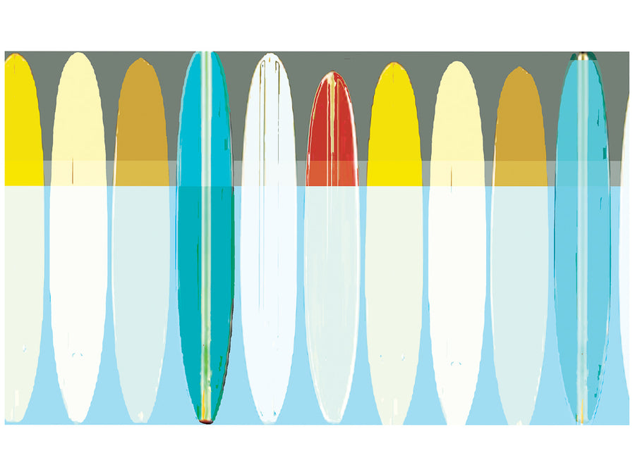 placemat - SURFBOARDS - PM022