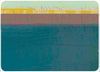 table centrepiece LARGE - PAINTBOX TEAL - TSL011 - E A R T H W O R K S