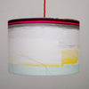 Designer Lampshades Earthworks St Ives. HIGH TIDE design.