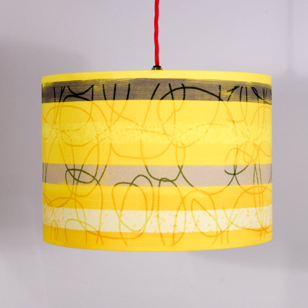 Lampshades e a r t h w o r k s designer lampshades earthworks st ives music lines design aloadofball Choice Image