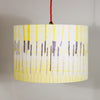 Designer Lampshades Earthworks St Ives. STICKS design.