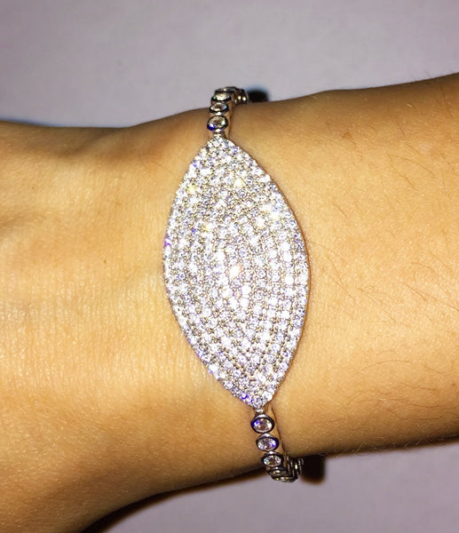 Crystalized Bracelet