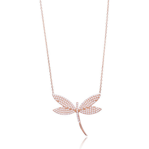 """Butterfly"" Necklace"