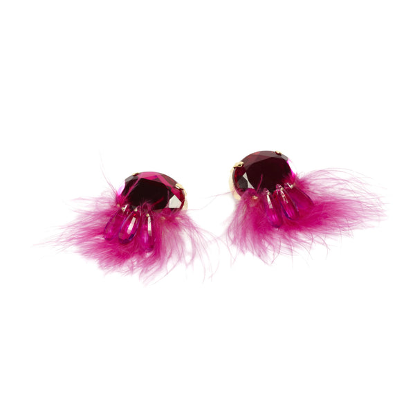 Showgirl Clips - Pink