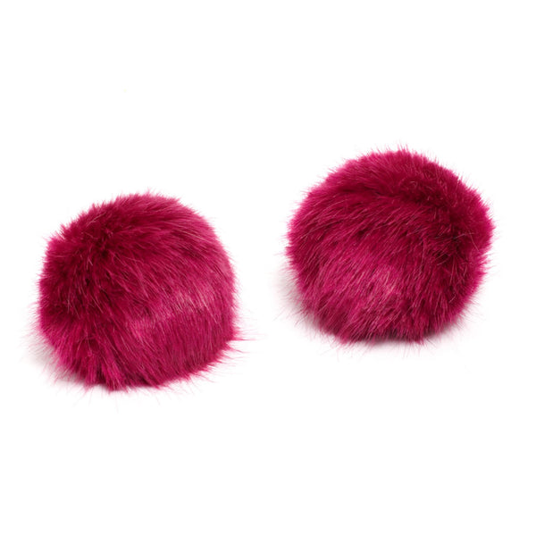 shoe-clips-pom-pom-faux-fur-pink