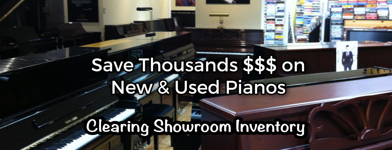 Piano Sales Event in Salem NH