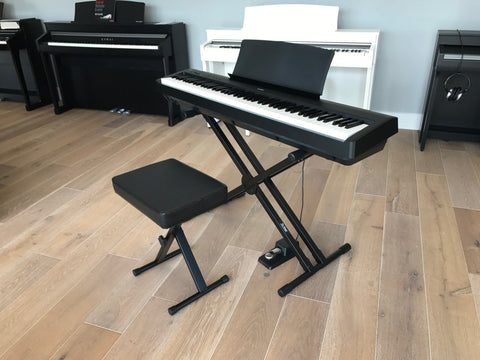 Kawai ES110 Digital Piano w/ Xtype Stand and Xtype Bench