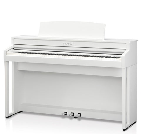 Kawai CA59 Digital Piano - Satin White
