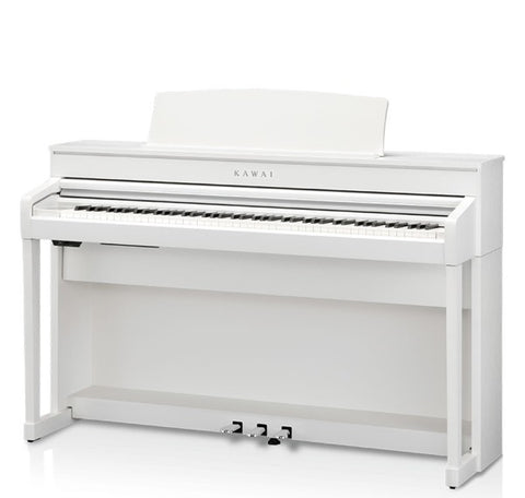 Kawai CA79 Digital Piano - Satin White