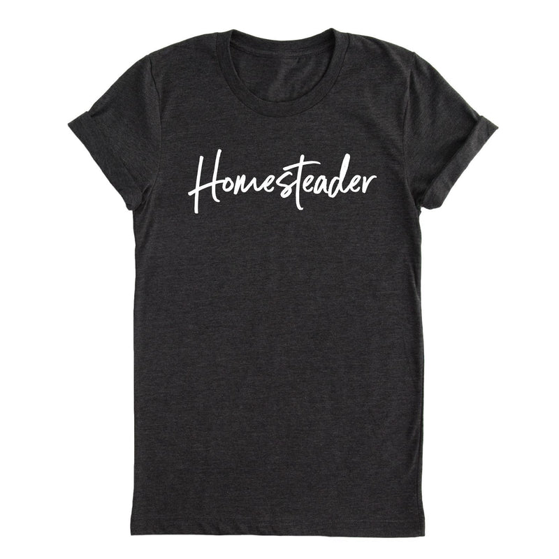 Homesteader Adult Tee