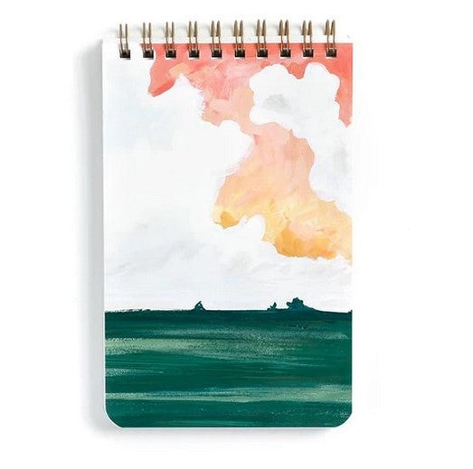 Small Sun Valley Spiral Notebook