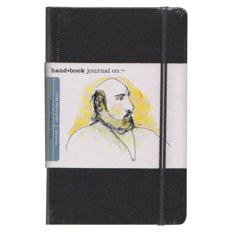 Handbook Journal Co.™ Ivory Black Artists Journal,