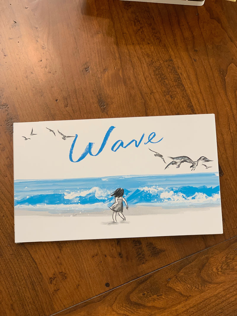 Wave Hardcover