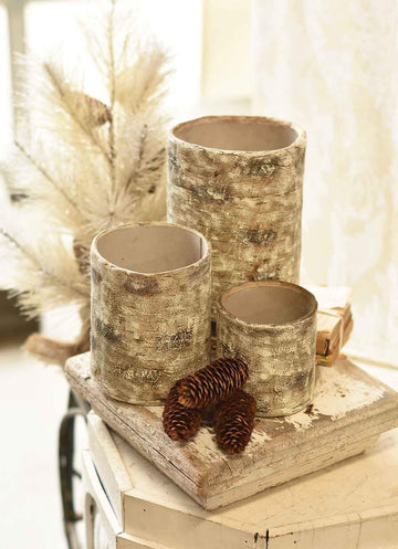 Birch Containers | Set/3 |